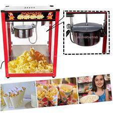 8 Unzen Kettle Gewerbe Theater Popcornautomat Popcornmaschine Popcorn Mak Partei