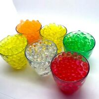 WATER AQUA SOIL CRYSTAL BIO GEL BALL BEADS WEDDING VASE FILLER Buy 3 get 3 FREE