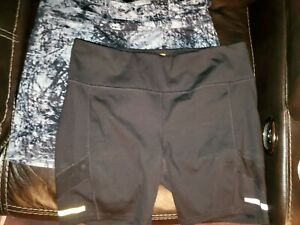 Lot of 2 Workout Shorts☆Avia☆Champion☆Size XL & XXL☆AWESOME Condition☆Tights!