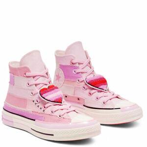 Converse x Millie Bobby Brown All Star Hi 'Petal Pink' Men's 9 or Women's 11