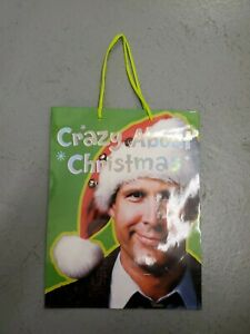 NATIONAL LAMPOON'S CHRISTMAS VACATION: Clark Griswold Gift Bag Rare