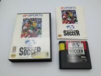 FIFA International Soccer (Sega Genesis, 1993)  Complete in Box - CIB