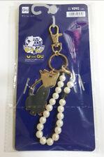 Sailor Moon - GU Uniqlo Japan Bag Charm Keychain Strap - LUNA Cat