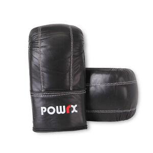 Guantes de boxeo I Guantes de bolas Cuero genuino Tallas M, L o XL I Guantes de