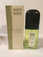 Pour Un Homme By Caron For Men Eau de Toilette Spray 3.37oz Original Version