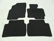 Mazda CX5 2012-2017 Fully Tailored Deluxe Car Mats in Black.