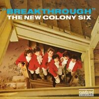 New Colony Six - Breakthrough [New CD]