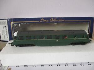 Lima L205267 OO Gauge - BR Green Diesel Railcar W32W DCC Fitted