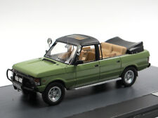 Matrix 1985 Rometsch Range Rover Honecker Jagdwagen DDR Hunting Car 1/43