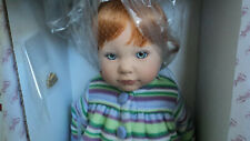 """Effanbee/Tonner 20"""" Baby'S First Snow Doll Nrfb!"""