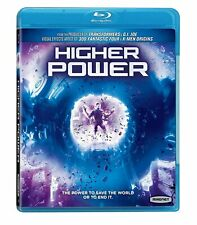 HIGHER POWER (Blu-ray) with Slipcover