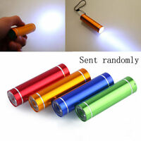 500LM Super Bright Waterproof Portable Multifunction Mini LED Flashlight Torch