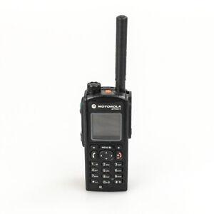 Motorola MTP850s Tetra Handfunkgerät 380 erweitert bis 440 MHz (H60PCN6TZ7AN)