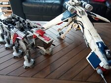 LEGO 10195 Star Wars Republic Dropship with AT-OT Walker