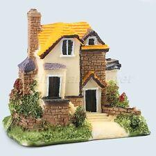 Mini House Miniature Fairy Garden Plant Micro Landscape Home Decoration Random