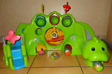 Jouet Dino'bal - Fisher Price - Activités sonores / lumineuses. Volume réglable