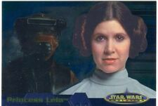 Star Wars Evolution Evolution 'A' Chase Card 10A Princess Leia