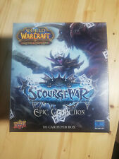 WoW TCG - Scourgewar Epic Collection - World of Warcraft - OVP sealed - NEU