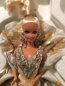 Platinum Barbie by Bob Mackie #2703 1991 Vintage Mattel All Original NRFB