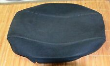 Honda Civic Sliding Armrest Console Lid Cover 06-11 Fabric ONLY Suede Black