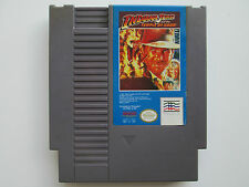 Indiana Jones and the Temple of Doom (Nintendo NES, 1988) Game Only (NTSC/US/CA)