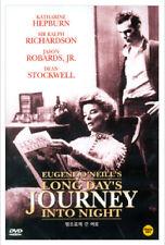LONG DAY'S JOURNEY INTO NIGHT (Sidney Lumet, Katharine Hepburn,1962) DVD NEW