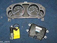 ECU + Clocks Set Mazda 6 2.0 Petrol LF4J 2008 MK2