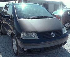 Bonnet Cover Bra for Volkswagen Sharan, Seat Alhambra (2001-2008)