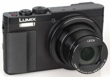 Panasonic DMC-TZ70 Black TZ 70 Fotocamera Digitale