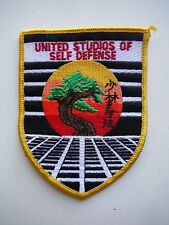 Dvd/Patch: United Studios of Self Defense_Orange Belt_Instructional Video Series