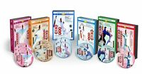 Wu style Traditional Taijiquan Tai Chi  Complete Set Series by Li Bingci 10DVDs