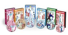 Wu style Traditional Taijiquan Tai Chi  Complete Set Series by Li Bingci 10DVDs