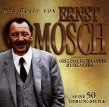 """ERNST MOSCH """"DAS BESTE VON"""" 2 CD NEUWARE"""