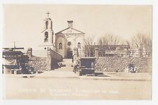 RPPC,Ciudad Juarez.State of Chihuahua,Igelsia de Guadalupe,c.1920s