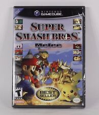 Super Smash Bros. Melee (Nintendo GameCube, 2001) Best Seller Y-FOLD BRAND NEW