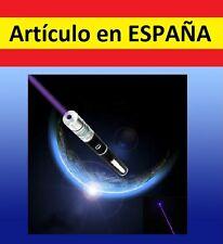 Puntero Laser AZUL lila purpur militar GRAN CALIDAD blue laser pointer 532nm<1mW