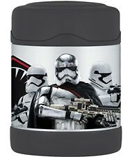 ❤ THERMOS Star Wars FOOD CONTAINER 290ml Jar Insulated Starwars STORMTROOPER ❤
