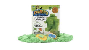 Mad Mattr Quantum Builders Pack Green - 10oz, with Ultimate Brick Maker.