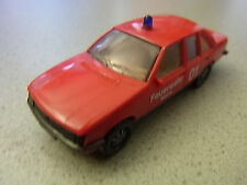 Herpa Opel Record Feuerwehr Mainz 01 aus Sammlung Sammlungsauflösung