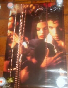 PRINCE Large Vintage POSTER in NEW Condition!