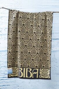 Renee Taylor Cotton Jacquard Velour Extra Large Beach Towel-All Over Deco Print