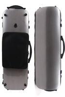 4/4 violin Case Mixed Carbon fiber Hard case sheet Bag 2.1kg 150kg pressure