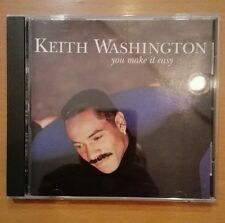 Keith Washington - You Make It Easy (1993)