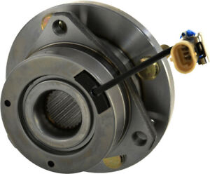 Wheel Bearing and Hub Assembly-AI Hub Front Autopart Intl 1411-09877