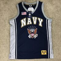 NWT Rapid Dominance United States NAVY Mens Large Basketball Jersey