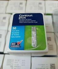 Blutzucker-Teststreifen Contour Plus Test Strips  100 Stück(2 Packunge) Exp2022