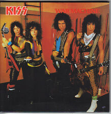 KISS War Machine 2CD Live at Forum Montreal Canada March 13 1984 Lick It Up TOUR