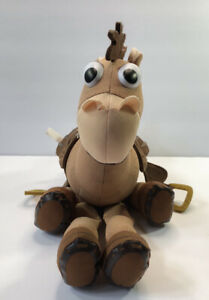 Thinkway Toys Disney Pixar Toy Story 4 Bullseye Plush Horse With Sound