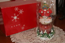 Avon 2004 Chilly Critters Penguin Candle Holder