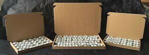 20 46 113 & 250 Tealight Candle Moulds. Aluminium.making tealight candles uk